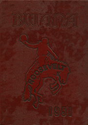 Roosevelt High School - Bwana Yearbook (St Louis, MO) online yearbook collection, 1951 Edition, Page 1
