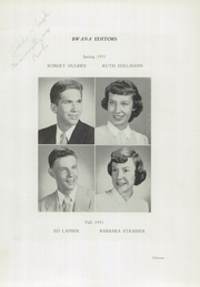 Page 17, 1952 Edition, Roosevelt High School - Bwana Yearbook (St Louis, MO) online yearbook collection