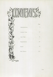 Page 7, 1952 Edition, Roosevelt High School - Bwana Yearbook (St Louis, MO) online yearbook collection