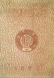 Page 1, 1954 Edition, Roosevelt High School - Bwana Yearbook (St Louis, MO) online yearbook collection