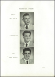 Page 15, 1954 Edition, Roosevelt High School - Bwana Yearbook (St Louis, MO) online yearbook collection