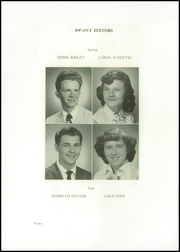 Page 16, 1954 Edition, Roosevelt High School - Bwana Yearbook (St Louis, MO) online yearbook collection