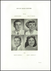 Page 17, 1954 Edition, Roosevelt High School - Bwana Yearbook (St Louis, MO) online yearbook collection