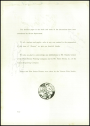 Page 8, 1954 Edition, Roosevelt High School - Bwana Yearbook (St Louis, MO) online yearbook collection