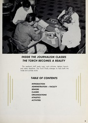 Page 9, 1960 Edition, Hazelwood Central High School - Torch Yearbook (Florissant, MO) online yearbook collection