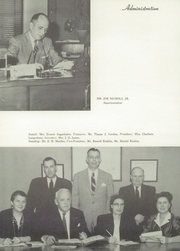 Page 10, 1958 Edition, Jefferson City High School - Marcullus Yearbook (Jefferson City, MO) online yearbook collection