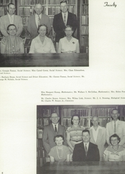 Page 12, 1958 Edition, Jefferson City High School - Marcullus Yearbook (Jefferson City, MO) online yearbook collection