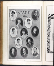 Page 16, 1916 Edition, Northeast High School - Nor easter Yearbook (Kansas City, MO) online yearbook collection