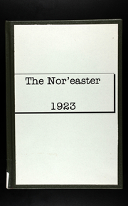 Page 1, 1923 Edition, Northeast High School - Nor easter Yearbook (Kansas City, MO) online yearbook collection
