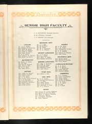 Page 13, 1924 Edition, Northeast High School - Nor easter Yearbook (Kansas City, MO) online yearbook collection