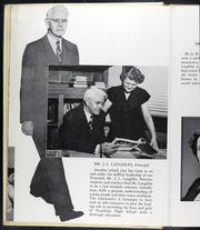 Page 12, 1951 Edition, Northeast High School - Nor easter Yearbook (Kansas City, MO) online yearbook collection