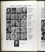 Page 16, 1951 Edition, Northeast High School - Nor easter Yearbook (Kansas City, MO) online yearbook collection