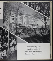 Page 7, 1951 Edition, Northeast High School - Nor easter Yearbook (Kansas City, MO) online yearbook collection