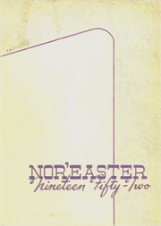 Northeast High School - Nor Easter Yearbook (Kansas City, MO) online yearbook collection, 1952 Edition, Page 1