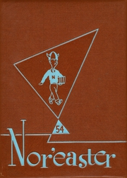 Northeast High School - Nor Easter Yearbook (Kansas City, MO) online yearbook collection, 1954 Edition, Page 1