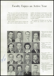 Page 14, 1958 Edition, Northeast High School - Nor easter Yearbook (Kansas City, MO) online yearbook collection