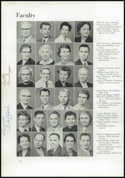 Page 16, 1958 Edition, Northeast High School - Nor easter Yearbook (Kansas City, MO) online yearbook collection