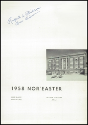 Page 5, 1958 Edition, Northeast High School - Nor easter Yearbook (Kansas City, MO) online yearbook collection