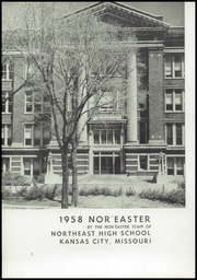Page 6, 1958 Edition, Northeast High School - Nor easter Yearbook (Kansas City, MO) online yearbook collection