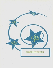1956 Edition, Francis Howell High School - Howelltonian Yearbook (St Charles, MO)