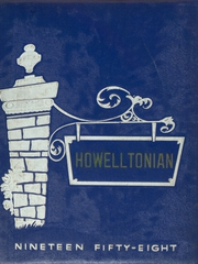 1958 Edition, Francis Howell High School - Howelltonian Yearbook (St Charles, MO)