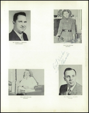 Page 11, 1958 Edition, Francis Howell High School - Howelltonian Yearbook (St Charles, MO) online yearbook collection