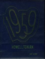 1959 Edition, Francis Howell High School - Howelltonian Yearbook (St Charles, MO)