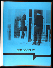 Page 5, 1975 Edition, Grandview High School - Bulldog Yearbook (Grandview, MO) online yearbook collection