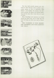 Page 10, 1960 Edition, Pattonville High School - Legacy Yearbook (Maryland Heights, MO) online yearbook collection