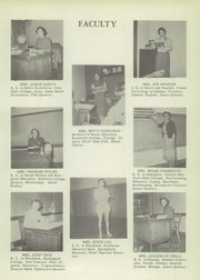 Page 11, 1956 Edition, Waynesville High School - Tiger Yearbook (Waynesville, MO) online yearbook collection