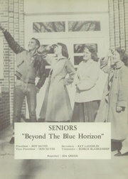 Page 13, 1956 Edition, Waynesville High School - Tiger Yearbook (Waynesville, MO) online yearbook collection
