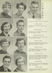 Page 16, 1956 Edition, Waynesville High School - Tiger Yearbook (Waynesville, MO) online yearbook collection