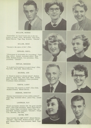 Page 17, 1956 Edition, Waynesville High School - Tiger Yearbook (Waynesville, MO) online yearbook collection