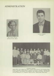 Page 9, 1956 Edition, Waynesville High School - Tiger Yearbook (Waynesville, MO) online yearbook collection
