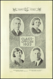 Page 15, 1922 Edition, Joplin High School - Joplimo Yearbook (Joplin, MO) online yearbook collection