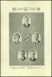 Page 6, 1922 Edition, Joplin High School - Joplimo Yearbook (Joplin, MO) online yearbook collection