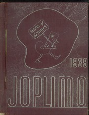 Page 1, 1939 Edition, Joplin High School - Joplimo Yearbook (Joplin, MO) online yearbook collection