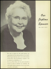 Page 11, 1952 Edition, Joplin High School - Joplimo Yearbook (Joplin, MO) online yearbook collection