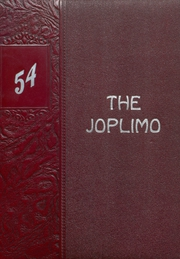 Page 1, 1954 Edition, Joplin High School - Joplimo Yearbook (Joplin, MO) online yearbook collection