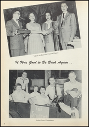Page 12, 1954 Edition, Joplin High School - Joplimo Yearbook (Joplin, MO) online yearbook collection