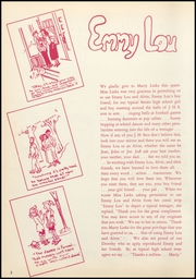 Page 8, 1954 Edition, Joplin High School - Joplimo Yearbook (Joplin, MO) online yearbook collection