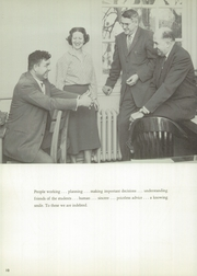 Page 14, 1957 Edition, Joplin High School - Joplimo Yearbook (Joplin, MO) online yearbook collection