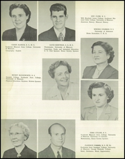 Page 12, 1952 Edition, Poplar Bluff High School - Bluff Yearbook (Poplar Bluff, MO) online yearbook collection