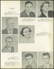 Page 13, 1952 Edition, Poplar Bluff High School - Bluff Yearbook (Poplar Bluff, MO) online yearbook collection