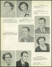 Page 14, 1952 Edition, Poplar Bluff High School - Bluff Yearbook (Poplar Bluff, MO) online yearbook collection