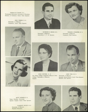 Page 15, 1952 Edition, Poplar Bluff High School - Bluff Yearbook (Poplar Bluff, MO) online yearbook collection