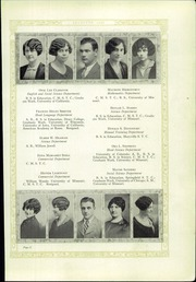 Page 15, 1928 Edition, Smith Cotton High School - Archives Yearbook (Sedalia, MO) online yearbook collection