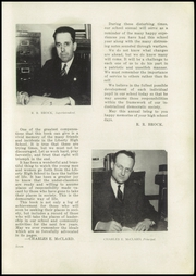Page 11, 1942 Edition, Liberty High School - Spectator Yearbook (Liberty, MO) online yearbook collection