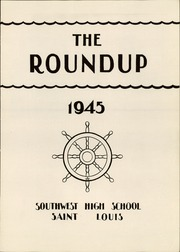 Page 7, 1945 Edition, Southwest High School - Roundup Yearbook (St Louis, MO) online yearbook collection