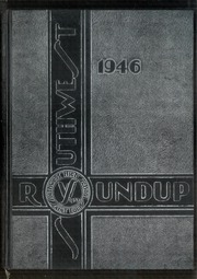 1946 Edition, Southwest High School - Roundup Yearbook (St Louis, MO)